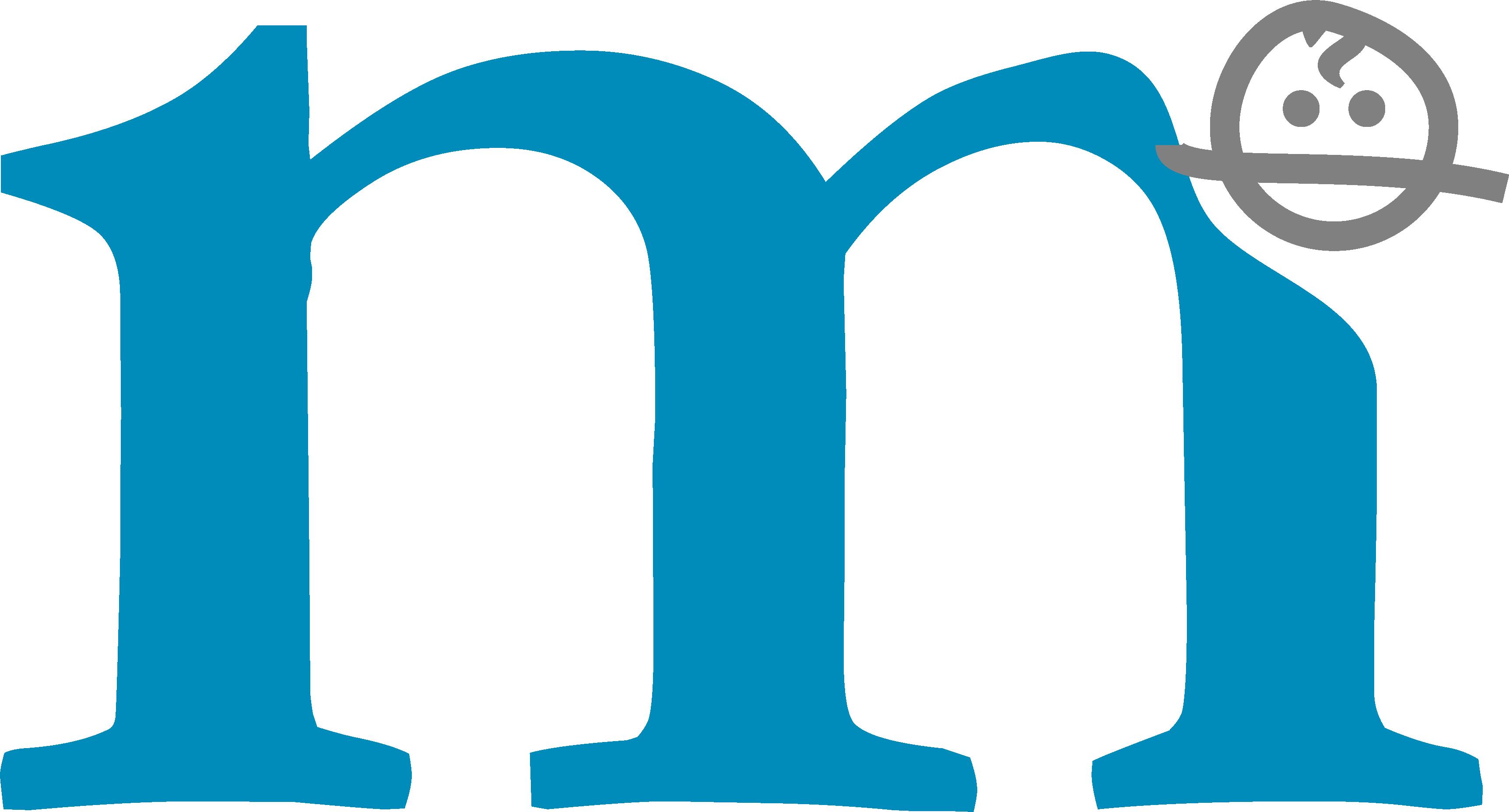 New logo feat. Mr. Monday